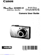 canon powershot sd990 is digital elph manuals rh manualslib com canon powershot sd990 is manual pdf canon powershot sd890 is manual