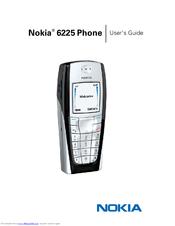 nokia 6225 user manual pdf download rh manualslib com Nokia 6205 Battery Nokia 6230