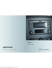 mercedes benz audio 10 manuals rh manualslib com 2014 Mercedes Manual Mercedes Manuals Marietta GA