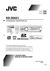 Инструкция Jvc Kd-r527 - фото 9