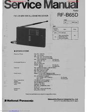 panasonic rf b65d manuals rh manualslib com Panasonic Cordless Phones Panasonic Technical Support