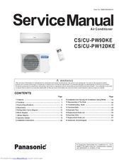 panasonic air conditioner service manual pdf