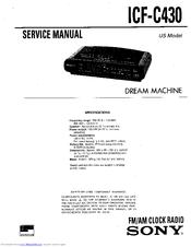 machine sony manual