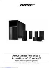 bose acoustimass 8 series 2 manual