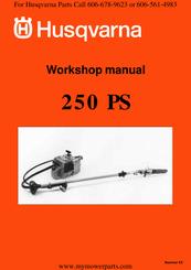 husqvarna 250ps manuals rh manualslib com Husqvarna Chainsaw Repair Manual Husqvarna YTH 2448 Parts Manual