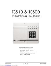 menvier security ts500 manuals rh manualslib com DSC Alarm Systems Manual 4600 Alarm System User Manual