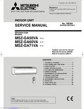 mitsubishi msz ga71va manuals rh manualslib com Mitsubishi Wireless Remote Control Manual Mitsubishi Electric Air Conditioner