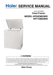 HAIER HF50CM23NW SERVICE MANUAL Pdf Download. on
