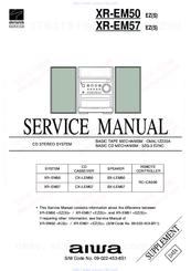 aiwa cx lem50 manuals rh manualslib com