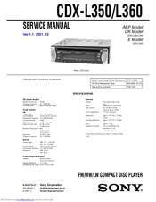 949252_cdxl350_product sony cdx l350 fm am compact disc player manuals sony cdx l350 wiring diagram at aneh.co