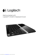 logitech harmony ultimate user manual