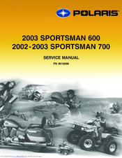 2003 polaris ranger 6x6 service manual