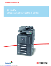 Kyocera TASKalfa 5550ci MFP KPDL Driver Windows 7