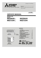 schematics mitsubishi mr slim mitsubishi electric mr.slim muz12un manuals