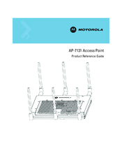 Motorola AP-7131 Series Product Reference Manual