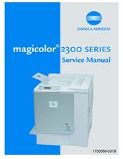 konica minolta 2300 service manual pdf download rh manualslib com Konica Minolta Magicolor 1600W Toner Printer Konica Minolta 4690MF Printer Stand For