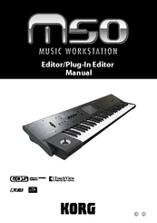 Korg EASYSTART M50 User Manual