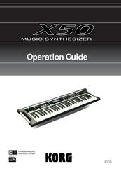 korg x50 operation manual pdf download rh manualslib com Korg X5 Keyboard korg x50 manual español gratis