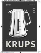 Krups Coffee Maker Repair Manual : Krups BW600 Manuals