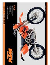 Ktm 2003 200 Exc Manuals