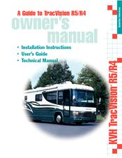 kvh industries tracvision r4 manuals rh manualslib com Winegard RV Satellite Dish Winegard RV Satellite Dish