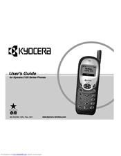 Kyocera 2100 Series User Manual