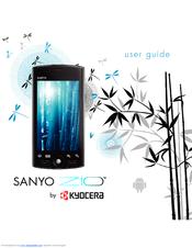 kyocera sanyo zio m6000 manuals rh manualslib com Samsung User Manual Guide User Manual PDF