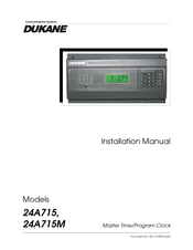 Dukane Dukane 24A715 Manuals on system layouts, power distribution diagrams, system design diagrams, system controls, troubleshooting diagrams, starting and charging systems diagrams, system grounding diagrams, engine starting systems diagrams, system software, system flowcharts, electrical diagrams, system specs, system engineering diagrams, system installation, system tools, safety diagrams,