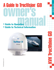 kvh industries tracvision g8 manuals rh manualslib com