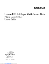 Lenovo 41N5631 User Manual