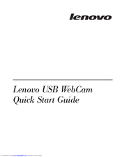 Lenovo 41N5679 Quick Start Manual