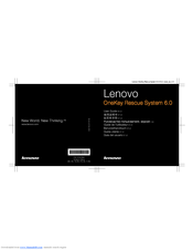 Lenovo Y530 - IdeaPad - Core 2 Duo 2.13 GHz User Manual