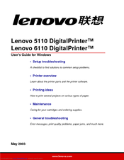 Lenovo 6110 User Manual