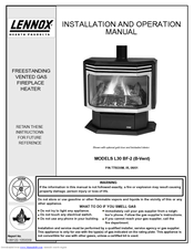 lennox l30 bf 2 manuals. Black Bedroom Furniture Sets. Home Design Ideas
