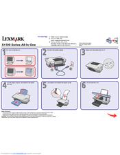 Lexmark X1240 Panel Manual
