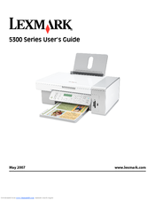 lexmark x5320 owners manual browse manual guides u2022 rh centroamericaexpo com