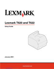 lexmark t620 manual