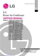 LG LAN091CNP, LAU091CNP, LAN121CNP, LAU121CNP, LAN091HNP, LAU091HNP, LAN121HNP, LAU121HNP, LA090CPI, LA090CPO, LA120CP Service Manual