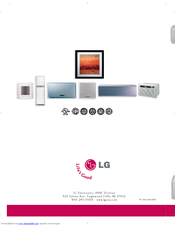 LG LSN090HE Product Manual