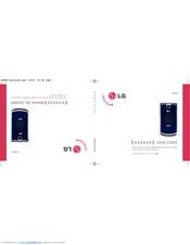 lg ax8600 manuals rh manualslib com LG AX8600 Red LG AX8600 Red