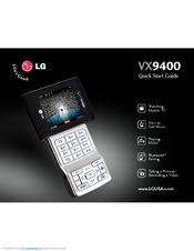 lg vx 9400 manuals rh manualslib com LG VX9200 LG VX9400 Iron Man