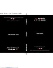 lg vx10000 voyager manuals rh manualslib com LG Voyager Titanium Manual LG enV Touch VX11000