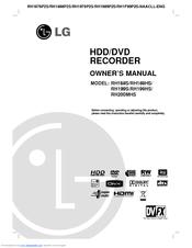 lg rh200mhs manuals rh manualslib com