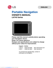 LG LN735 Owner's Manual