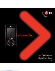 lg vx8500 black manuals rh manualslib com lg chocolate 3 manual lg chocolate touch manual