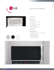 lg microwave oven troubleshooting manual