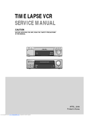 LG TL-AT130M Service Manual