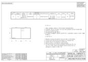 LG WM2075CW User Manual