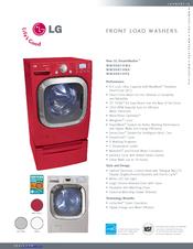 LG WM3001HPA Brochure