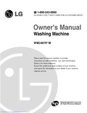 lg wm2487hwm manuals rh manualslib com